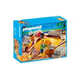Compact Set Construccion Playmobil