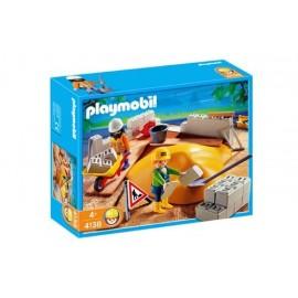 Compact Set Construccion Playmobil