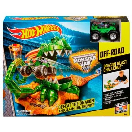 Hot Wheels Pista Dragon