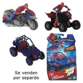 Quad Spiderman