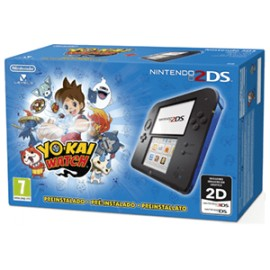 Nintendo 2ds Yo-kai Watch