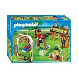 Adiestramiento de Caballos Playmobil