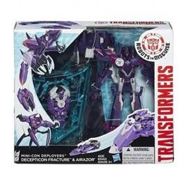 Transformers Mini - Com Surtido