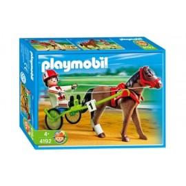 Carrera de Caballos Playmobil