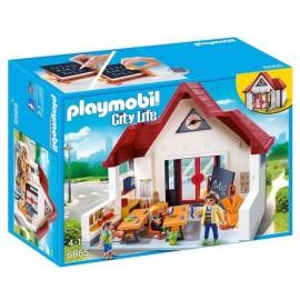 Colegio Playmobil 6865