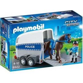 Polica con Caballo y Van