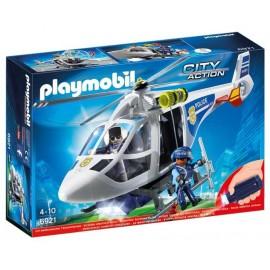 Helicoptero Policia 6921