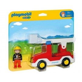 Camion de Bombero 123