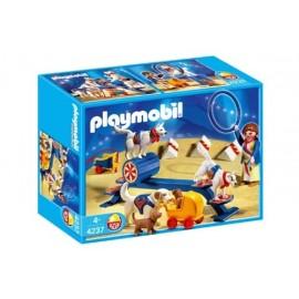 Adiestramiento de Perros Playmobil