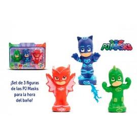 Pack Figuras de Agua PjMask