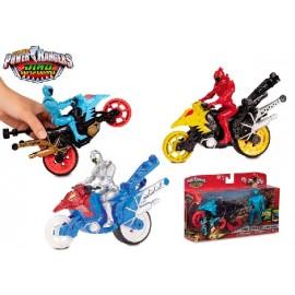 Power Ranger Moto Dino Surtido