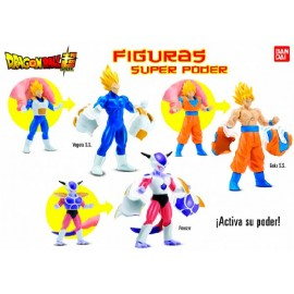 Figura Dragon Ball 9cm.