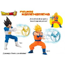 Figura Dragon Ball Lanza y Gira