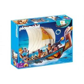 Barco del Faraon Playmobil