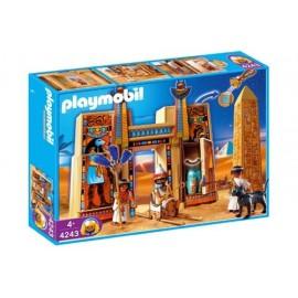 Templo del Faraon Playmobil