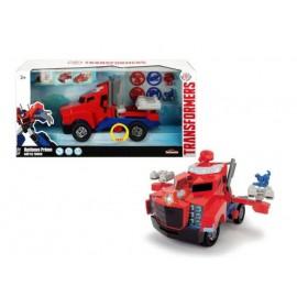 Camion Trasformers Lanzadiscos