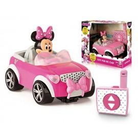 Coche Minnie R/C City Fun