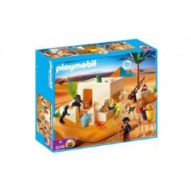 Tumba con Tesoro Playmobil