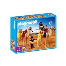 Ladrones con Camello Playmobil