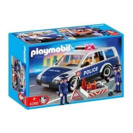 Coche de Policia Playmobil