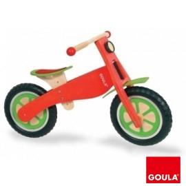 Correpasillos Bici Madera