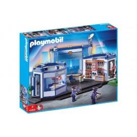 Cuartel de Policia Playmobil