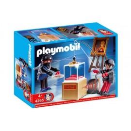 Ladrones de Joyas Playmobil
