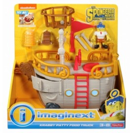 Krabby Patty Imaginext