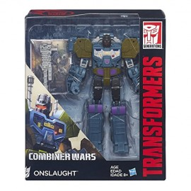 Transformers Onslaught Surtido