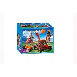 Romanos con Catapulta Playmobil