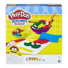 Play Doh Crear y Servir