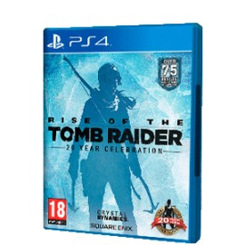 Ps4 Tomb Rider: Rise