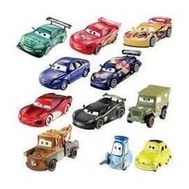 Vehiculo Cars Surtido
