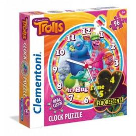 Puzzle 96 Reloj Trolls