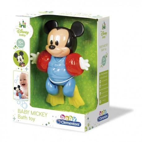 Baby Mickey Nadador