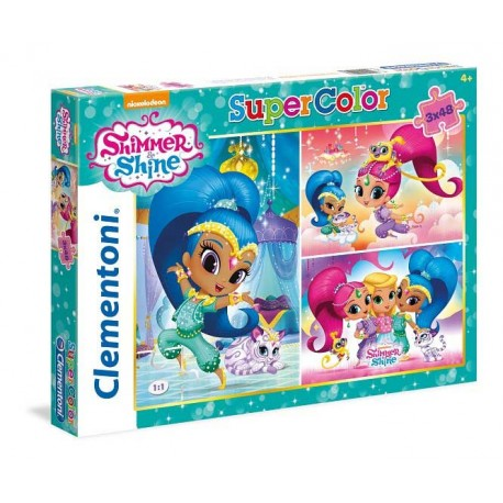 Puzzle 48x3 Shimmer & Shinne