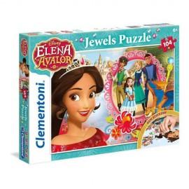 Puzzle 104 Elena Avalor