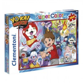 Puzzle 104 Yokai Watch
