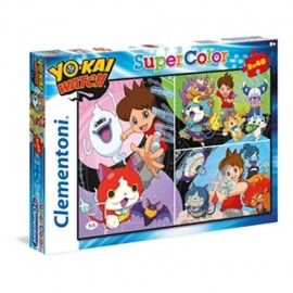 Puzzle 48x3 Yokai Watch