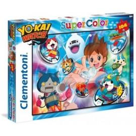 Puzzle 104 Yokai Watch