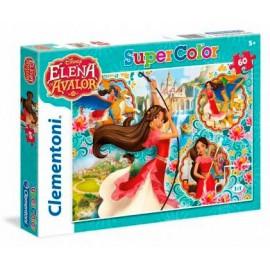 Puzzle 60 Elena Avalor