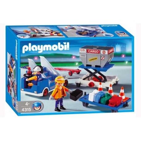 Servicio de Contenedores Playmobil