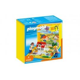 Micro Mundo Casa Moderna Playmobil