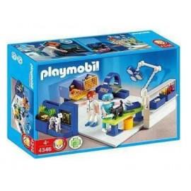 Quirofano de Animales Playmobil