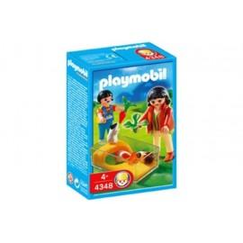 Jaula de Cobayas Playmobil