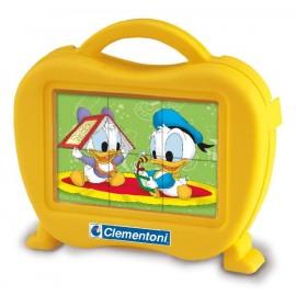 Rompecabezas 6 Cubos Donald