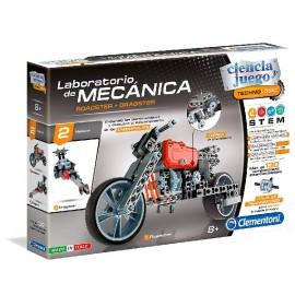 Laboratorio de Mecanica Moto