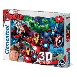 Puzzle 104 Avengers