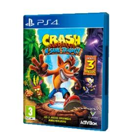 Ps4 Crash Bandicoot: Trilogia
