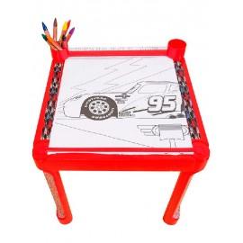 Mesa de Dibujo Cars